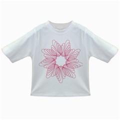 Spirograph Pattern Drawing Design Infant/toddler T Shirts