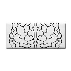 Brain Mind Gray Matter Thought Cosmetic Storage Cases