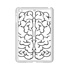 Brain Mind Gray Matter Thought Ipad Mini 2 Enamel Coated Cases by Nexatart