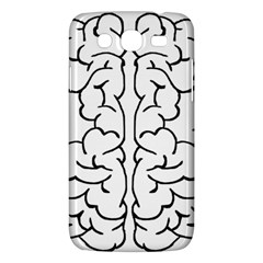 Brain Mind Gray Matter Thought Samsung Galaxy Mega 5 8 I9152 Hardshell Case  by Nexatart