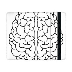 Brain Mind Gray Matter Thought Samsung Galaxy Tab Pro 8 4  Flip Case