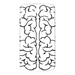 Brain Mind Gray Matter Thought Samsung Galaxy Mega I9200 Hardshell Back Case