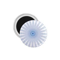 Spirograph Pattern Circle Design 1 75  Magnets by Nexatart