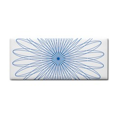 Spirograph Pattern Circle Design Cosmetic Storage Cases