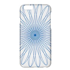 Spirograph Pattern Circle Design Apple Iphone 6 Plus/6s Plus Hardshell Case