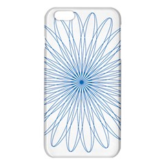 Spirograph Pattern Circle Design Iphone 6 Plus/6s Plus Tpu Case by Nexatart