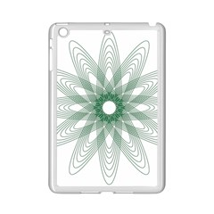 Spirograph Pattern Circle Design Ipad Mini 2 Enamel Coated Cases by Nexatart