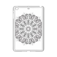 Art Coloring Flower Page Book Ipad Mini 2 Enamel Coated Cases by Nexatart