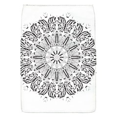 Art Coloring Flower Page Book Flap Covers (s)  by Nexatart
