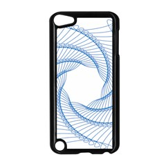 Spirograph Spiral Pattern Geometric Apple Ipod Touch 5 Case (black) by Nexatart