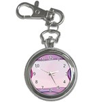 Background Image Greeting Card Heart Key Chain Watches
