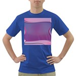 Background Image Greeting Card Heart Dark T-Shirt