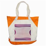 Background Image Greeting Card Heart Accent Tote Bag