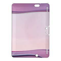 Background Image Greeting Card Heart Kindle Fire Hdx 8 9  Hardshell Case