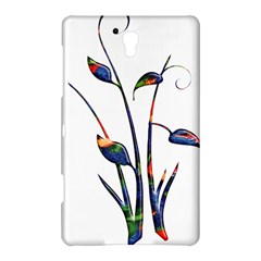 Flora Abstract Scrolls Batik Design Samsung Galaxy Tab S (8 4 ) Hardshell Case  by Nexatart