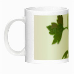 Element Tag Green Nature Night Luminous Mugs
