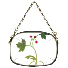 Element Tag Green Nature Chain Purses (two Sides)
