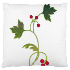 Element Tag Green Nature Large Cushion Case (two Sides)