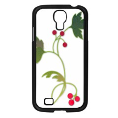 Element Tag Green Nature Samsung Galaxy S4 I9500/ I9505 Case (black) by Nexatart