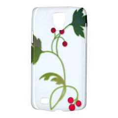 Element Tag Green Nature Galaxy S4 Active by Nexatart