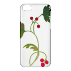 Element Tag Green Nature Apple Iphone 5c Hardshell Case