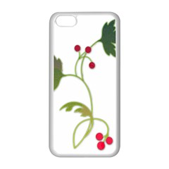 Element Tag Green Nature Apple Iphone 5c Seamless Case (white)