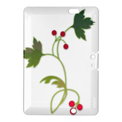 Element Tag Green Nature Kindle Fire Hdx 8 9  Hardshell Case by Nexatart