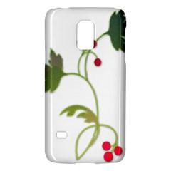 Element Tag Green Nature Galaxy S5 Mini