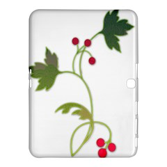 Element Tag Green Nature Samsung Galaxy Tab 4 (10 1 ) Hardshell Case