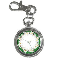 Photo Frame Love Holiday Key Chain Watches by Nexatart