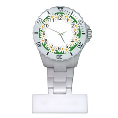 Photo Frame Love Holiday Plastic Nurses Watch