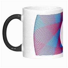 Spirograph Pattern Drawing Design Morph Mugs