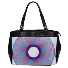 Spirograph Pattern Drawing Design Office Handbags by Nexatart