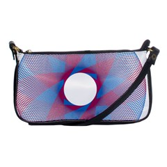 Spirograph Pattern Drawing Design Shoulder Clutch Bags by Nexatart