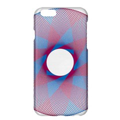 Spirograph Pattern Drawing Design Apple Iphone 6 Plus/6s Plus Hardshell Case