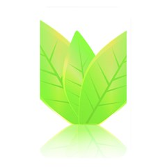 Leaves Green Nature Reflection Memory Card Reader by Nexatart