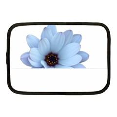 Daisy Flower Floral Plant Summer Netbook Case (medium)  by Nexatart