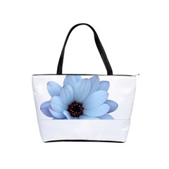 Daisy Flower Floral Plant Summer Shoulder Handbags by Nexatart