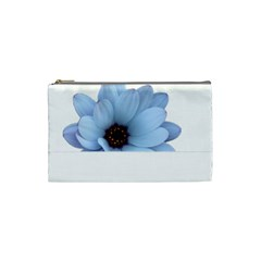 Daisy Flower Floral Plant Summer Cosmetic Bag (small)  by Nexatart