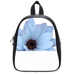 Daisy Flower Floral Plant Summer School Bags (small)  by Nexatart