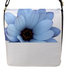 Daisy Flower Floral Plant Summer Flap Messenger Bag (s) by Nexatart