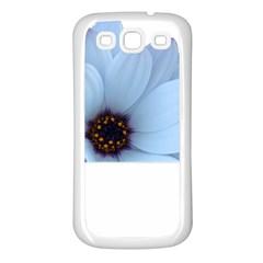 Daisy Flower Floral Plant Summer Samsung Galaxy S3 Back Case (white) by Nexatart