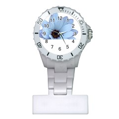 Daisy Flower Floral Plant Summer Plastic Nurses Watch by Nexatart