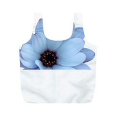 Daisy Flower Floral Plant Summer Full Print Recycle Bags (m)  by Nexatart