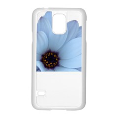Daisy Flower Floral Plant Summer Samsung Galaxy S5 Case (white) by Nexatart