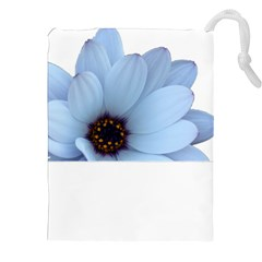 Daisy Flower Floral Plant Summer Drawstring Pouches (xxl) by Nexatart