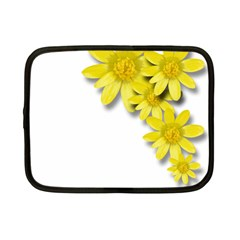 Flowers Spring Yellow Spring Onion Netbook Case (small)  by Nexatart