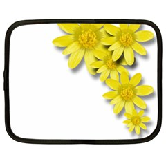 Flowers Spring Yellow Spring Onion Netbook Case (xl)