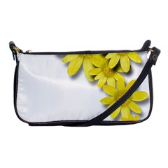 Flowers Spring Yellow Spring Onion Shoulder Clutch Bags by Nexatart