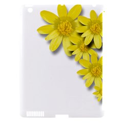 Flowers Spring Yellow Spring Onion Apple Ipad 3/4 Hardshell Case (compatible With Smart Cover)